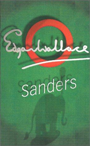 Sanders by Edgar Wallace