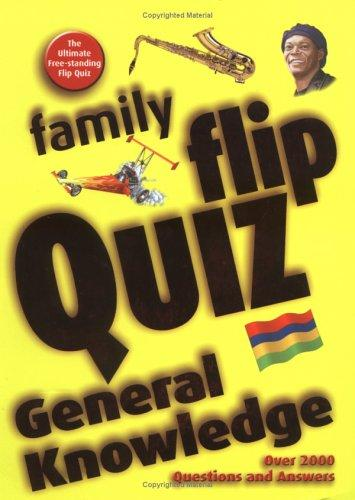 Family Flip Quiz by Christopher Rigby