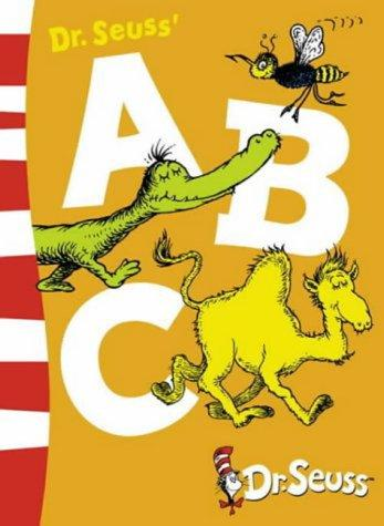 Dr.Seuss's ABC (Dr Seuss Blue Back Books)
