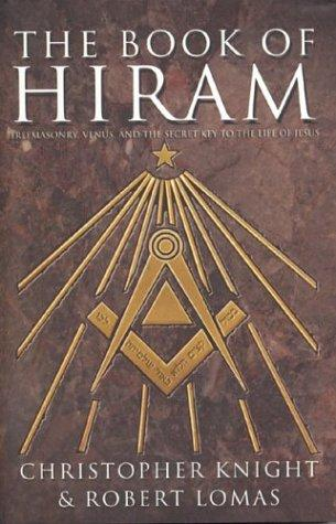 The Book of Hiram by Christopher Knight