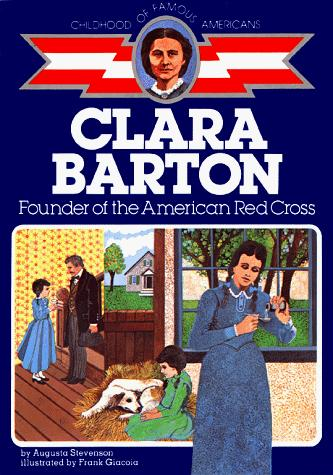 Clara Barton, founder of the American Red Cross