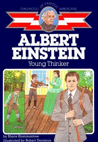 Albert Einstein, young thinker