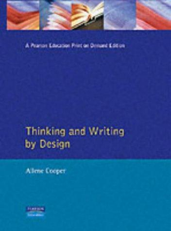 Thinking and writing by design