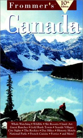 Frommer's Canada by Wayne Curtis