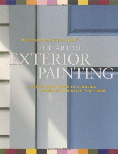 The art of exterior painting by Leslie Harrington