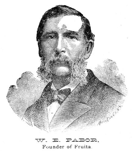 Photo of William E. Pabor