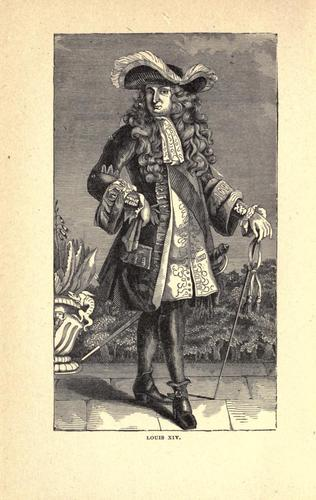 Photo of Louis XIV King of France