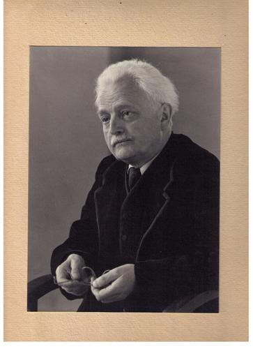 Photo of Wilhelm Prandtl