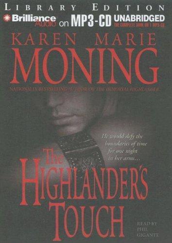 Highlander's Touch, The (Highlander)
