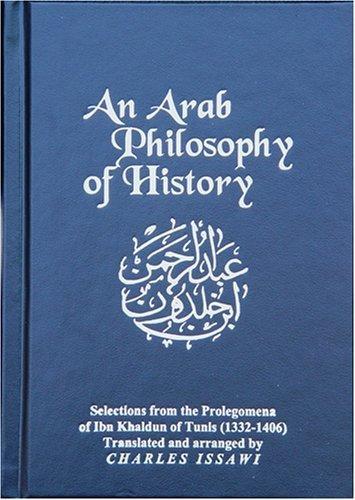 An Arab philosophy of history