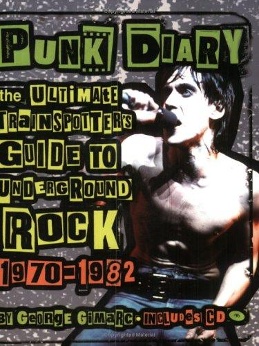 Punk Diary by George Gimarc
