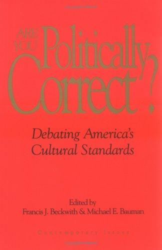 Are You Politically Correct? by