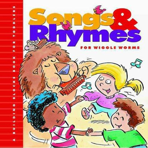 Songs & rhymes for wiggle worms by Mary Hollingsworth