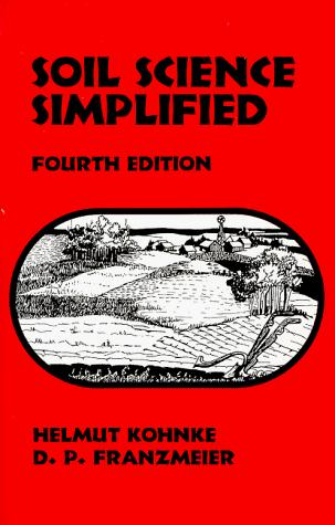 Soil science simplified by Helmut Kohnke