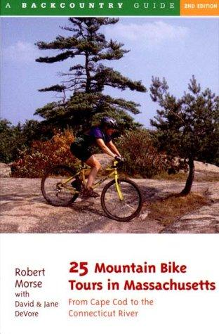 25 Mountain Bike Tours in Massachusetts