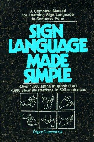 Sign language made simple