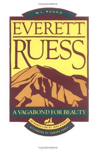 Everett Ruess