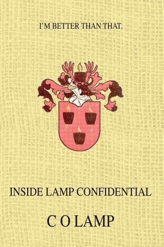 Inside Lamp Confidential by C. O. Lamp