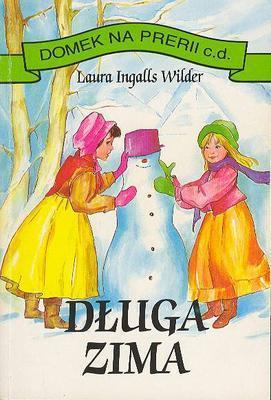 Dluga zima by Laura Ingalls Wilder