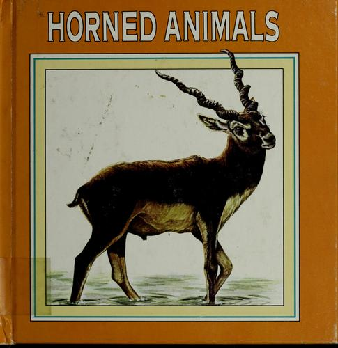 Horned animals by Nathan Aaseng