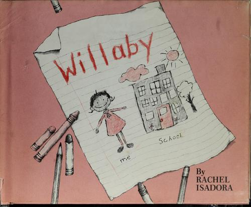 Willaby by Rachel Isadora