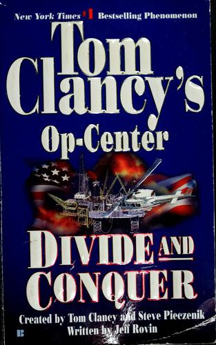 Tom Clancy's Op-center by Jeff Rovin