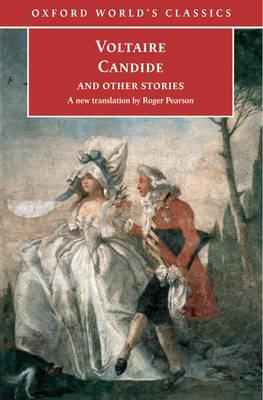 CANDIDE AND OTHER STORIES; TRANS. BY ROGER PEARSON by Voltaire