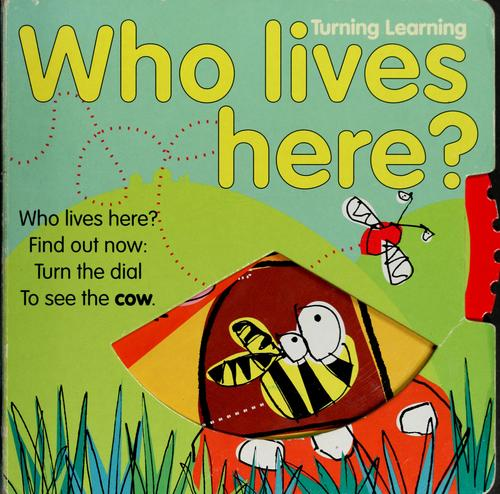 Who lives here? by Gill Davies