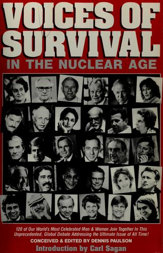 Voices of survival in the nuclear age by