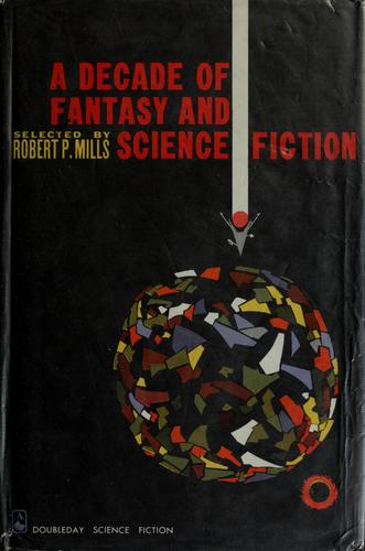 A decade of Fantasy and science fiction by