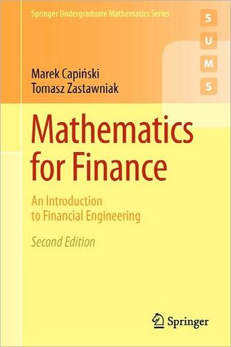 Mathematics for Finance by