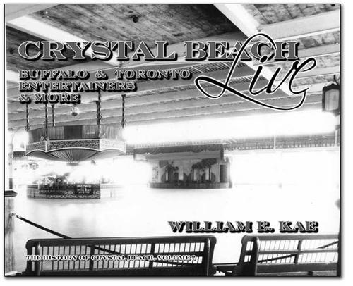 Crystal Beach Live by William E. Kae