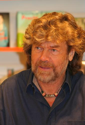 Photo of Reinhold Messner