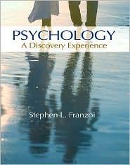 Psychology by Stephen L. Franzoi
