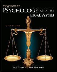 Wrightsman's Psychology and the Legal System by