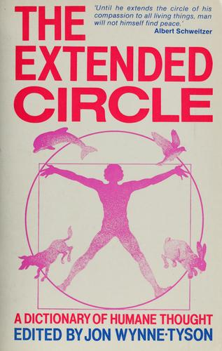 The extended circle by Jon Wynne-Tyson