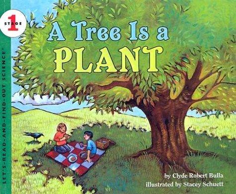 Tree Is a Plant by Clyde Bulla