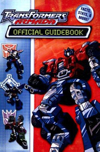 Transformers Armada Official Guidebook (Transformers Armada) by Michael Teitelbaum