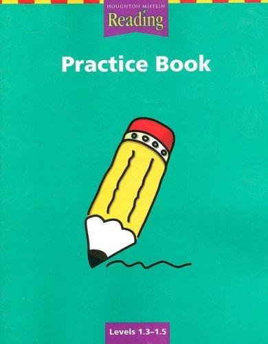 Houghton Mifflin Reading–Practice Book