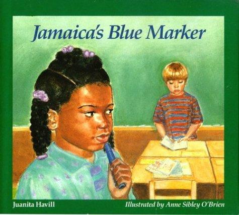 Jamaica's Blue Marker