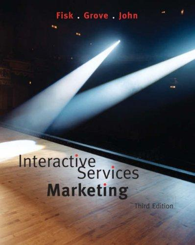 Interactive Services Marketing by Raymond P. Fisk, Stephen J. Grove, Joby John