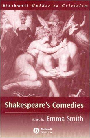 Shakespeare's Comedies by Emma Smith