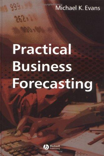 Practical Business Forecasting by Michael Evans