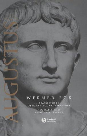 The Age of Augustus by Werner Eck