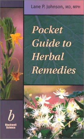 Pocket Guide to Herbal Remedies by Lane P. Johnson