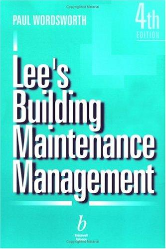 Lee's building maintenance management by Reginald Lee