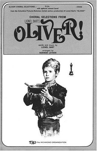 Oliver! (Choral Selections) by Lionel Bart