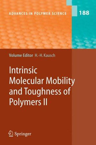 Intrinsic molecular mobility and toughness of polymers by