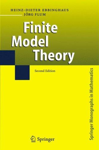 Finite Model Theory by