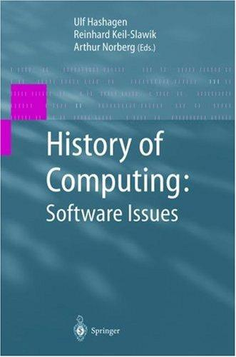 History of Computing - Software Issues by